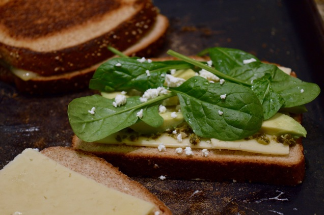 leafy-green-grilled-cheese