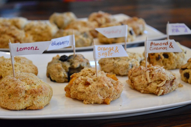 Scone Bar (6 Flavours)
